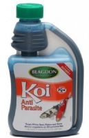 Blagdon Koi Anti Parasite Treatment 1000ml Interpet Pond Fish